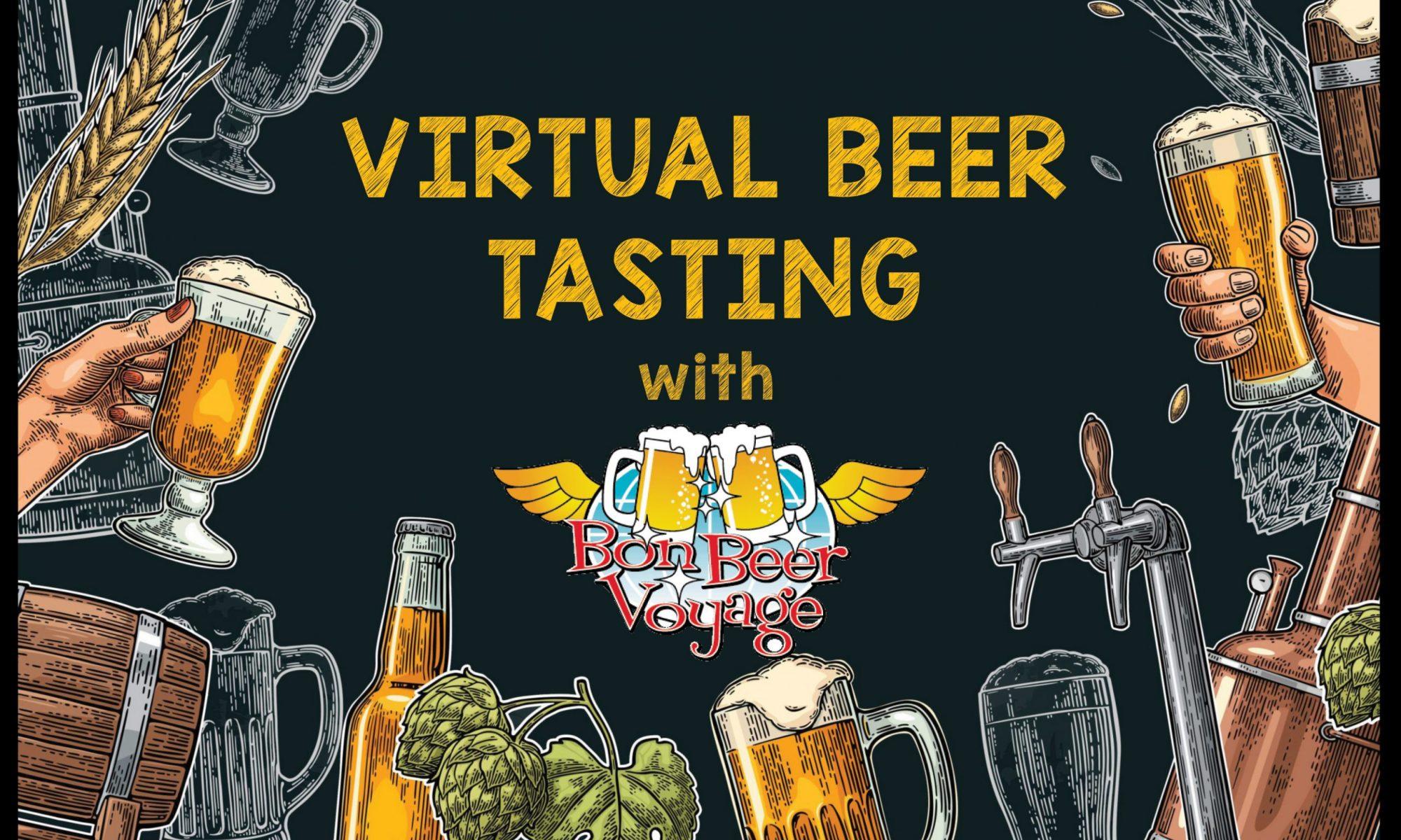 Online Virtual Beer Tasting